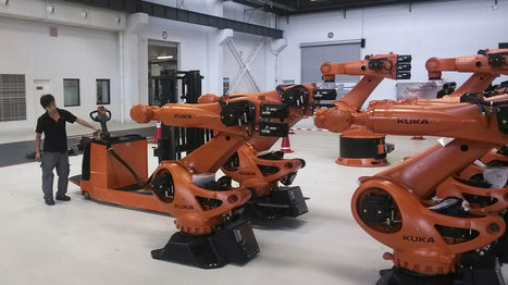 Sorry China, the future of next-generation manufacturing is in the US   Today's Manufacturing News   Scoop.it