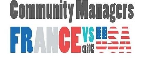 [Infographie] Community manager français vs. américain : le match ! ‹ Agence Digitale Outils du web – Le blog | Communication 2.0 et réseaux sociaux | Scoop.it