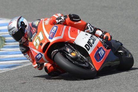 Ducati testing @ Jerez, Moto GP & WSBK [video]   Ducati news   Scoop.it