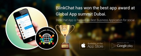 BlinkChat for LinkedIn has Won the Best App Award at Global App Summit Middle East | Blink Chat for LinkedIn™ | Scoop.it