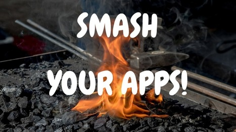 Free Technology for Teachers: Reminder - Apps Don't Have To Be Isolated   Education Technologies and Emerging Media   Scoop.it