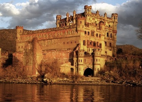 New York's Curious Bannerman Castle Given New Life by Preservationists | Inhabitat New York City | Arty Brain | Scoop.it