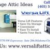Versa Lift Attic Lift System