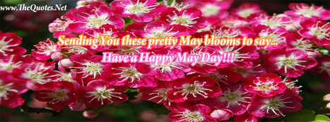 Facebook Cover Image - MayDay Wishes - TheQuotes.Net | Facebook Cover Photos | Scoop.it