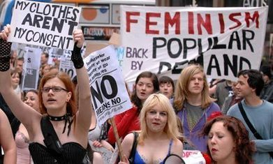 SlutWalks and the relaunch of Spare Rib show that feminism is as vigorous | Soup for thought | Scoop.it