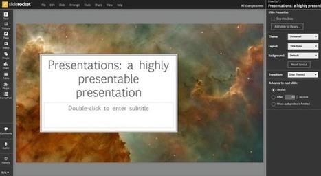Love PowerPoint? Find Out 4 Very Good Browser-Based Alternatives | Jordi R Parera | Scoop.it