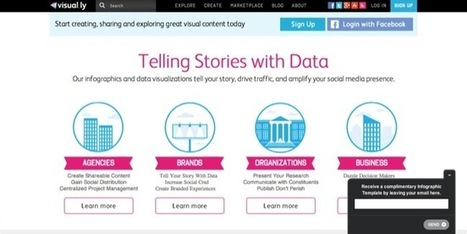 10 Online Tools to Create Infographics | Into the Driver's Seat | Scoop.it