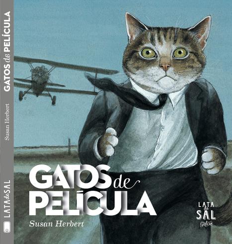 Gatos de película - Lata de sal | CAU | Scoop.it