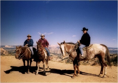 Horse Riding in Bryce Canyon | RedGage | Amazing Rare Photographs | Scoop.it