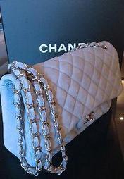 Bon Plan sur 123luxe.fr : Sac CHANEL Bleu Ciel  Bag Flap bag Cruise 2013 Grained | Les sacs et accessoires de luxe Vuitton, Chanel et Hermès | Scoop.it