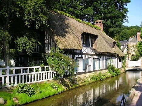 La Veules, le plus petit fleuve de France à vélo   Balades, randonnées, activités de pleine nature   Scoop.it