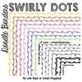 Doodle Borders: Swirly Dots Clip Art Frames | Clip Art for Commercial Use | Scoop.it