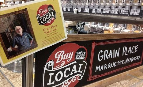 Grain Place Foods: An Organic Oasis in Nebraska - Organic Connections | Searching for Safe Foods | Scoop.it