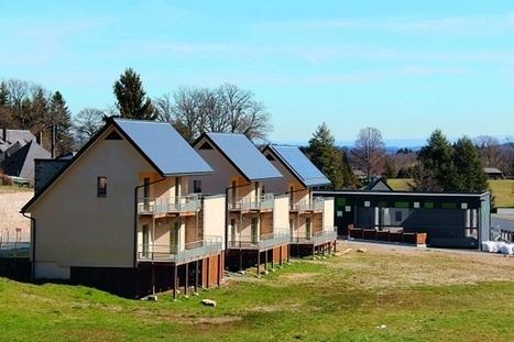 Performance énergétique : les trois maisons expérimentales de Bois PE | architecture..., Maisons bois & bioclimatiques | Scoop.it