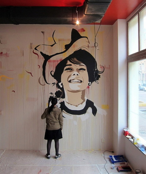Street Artist Team: BTOY   Visual Inspiration   Scoop.it