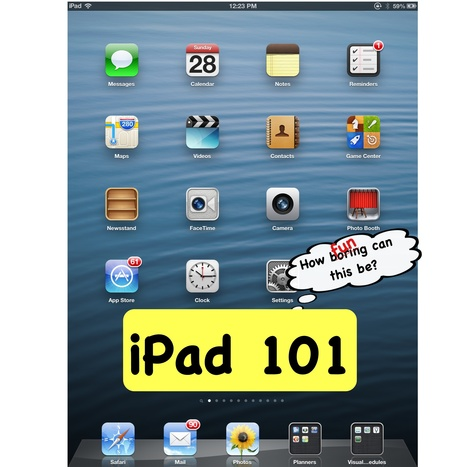 SFSD iPad 101 | SFSD iPad Scoop | Scoop.it