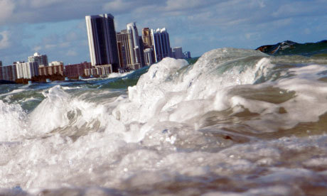 Climate study predicts 1,700 US cities and towns are at flood risk within next 80+ years from rising sea levels   Amazing Science   Scoop.it