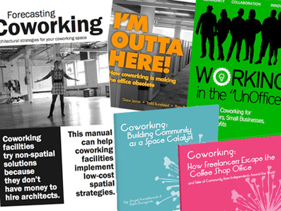 Five must-read books about coworking ::: Deskmag - The Coworking Magazine   Coworking attitude   Scoop.it