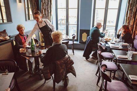 Dix nouvelles tables aux Halles | MILLESIMES 62 : blog de Sandrine et Stéphane SAVORGNAN | Scoop.it