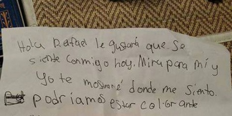 Girl Uses Google Translate To Ask New Classmate To Sit With Her At Lunch | Amanda Carroll | Scoop.it