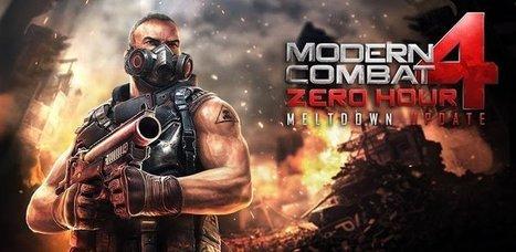 Modern Combat 4: Zero Hour v1 1 6 apk +data [Mo