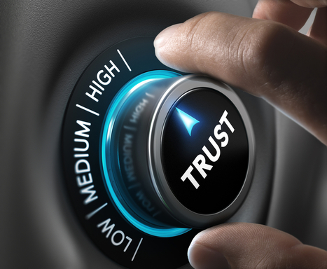 """Is trust """"nice-to-have"""" or a business imperative? 