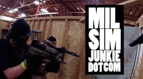 Arwin' in Thumpy's 3D House of Airsoft™ @ Scoop it | Scoop it