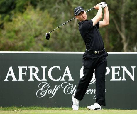 Fisher nets Africa Open title | Orange UK | golf1st | Scoop.it