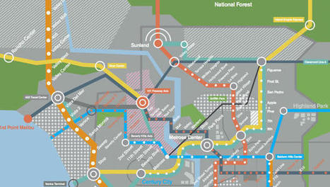 """Check Out The L.A. Subway Of The Future, As Seen In """"Her""""   Cities of the World   Scoop.it"""