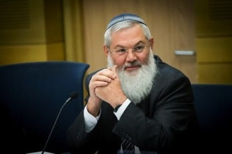 Deputy defense minister wants to give IDF soldiers a license to kill | +972 Magazine | The Peoples News | Scoop.it