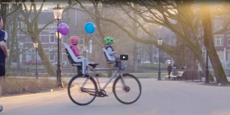 Introducing the SELF_DRIVING bicycle in the Netherlands - YouTube | Machines Pensantes | Scoop.it