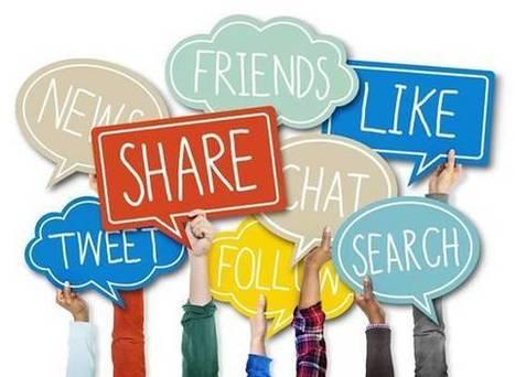 Historia de las redes sociales | COMUNICACIONES DIGITALES | Scoop.it