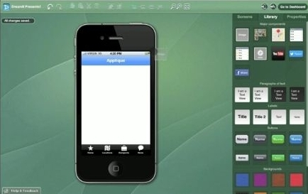 AppArchitect Lets Anyone Build iOS Apps, No Coding Or Templates Necessary | Tech Jam | Scoop.it