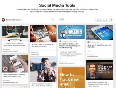 How to Create Pinterest Content That Connects: What Marketers Need To Know | Pinterest for Business | Scoop.it