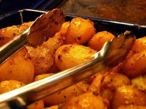 Recette de pommes de terre sautées aux lardons à la lyonnaise | Recettes de cuisine maison | Scoop.it