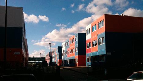 ¿Viviría usted en un contenedor? | C RE- ACTIVE WORLD | Scoop.it