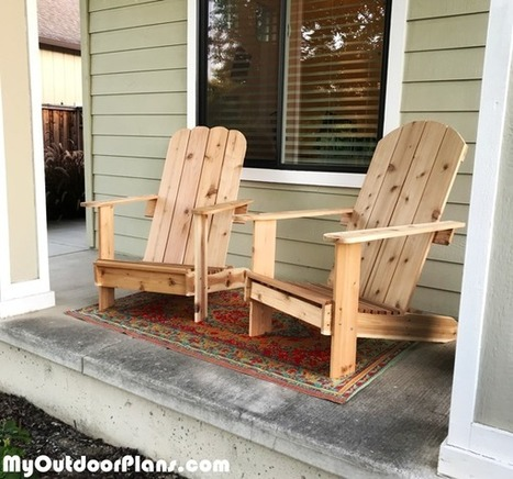 Groovy Adirondack Chairs Diy Project Myoutdoorplan Pdpeps Interior Chair Design Pdpepsorg