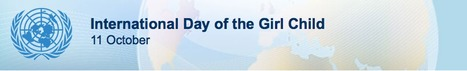 International Day of the Girl Child - 11 October   digital citizenship   Scoop.it