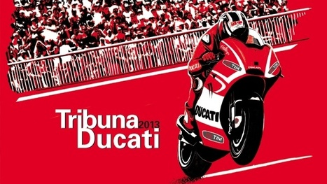 MotoGP Ducati Grandstands - Indianapolis | Ductalk Ducati News | Scoop.it