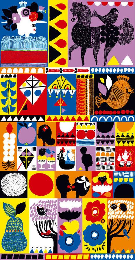 Beautiful Retail Brand Design for Marimekko | timms brand design | Scoop.it