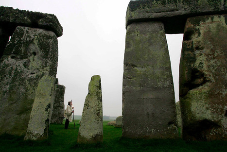 Archaeological discovery provides evidence of a celestial procession at Stonehenge | World Neolithic | Scoop.it