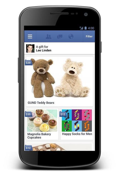 Facebook üzerinden gerçek hediye gönderimi başlıyor! | Haylaz Teknoloji Ürünleri | Scoop.it