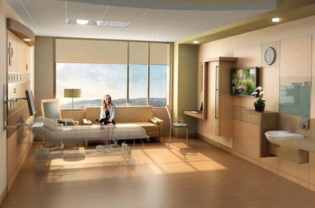 Key Considerations in Patient Room Design 2010