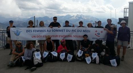 Les FCE ont atteint le Pic du Midi !   Agnès FAURY CEDIOLI   Scoop.it
