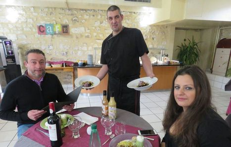Le Mée-sur-Seine. O Resto Bio en passe d'être le premier restaurant 100 % bio du département | MILLESIMES 62 : blog de Sandrine et Stéphane SAVORGNAN | Scoop.it