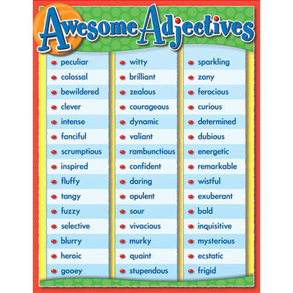 Adjective Example In Learn English Grammar Scoop