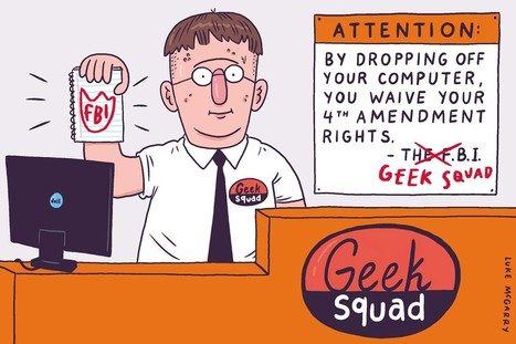 Best Buy Geek Squad Informant Use Has FBI on Defense in Child-Porn Case | The Peoples News | Scoop.it