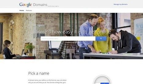 How to Get an Invitation Code to Access Google Domains | Blogger Tricks, Blog Templates, Widgets | Scoop.it