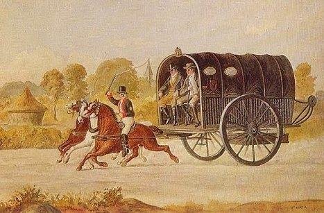 Affaire du Courrier de Lyon : l'attaque d'une malle-poste en 1796 conduit à l'erreur judiciaire | Auprès de nos Racines - Généalogie | Scoop.it