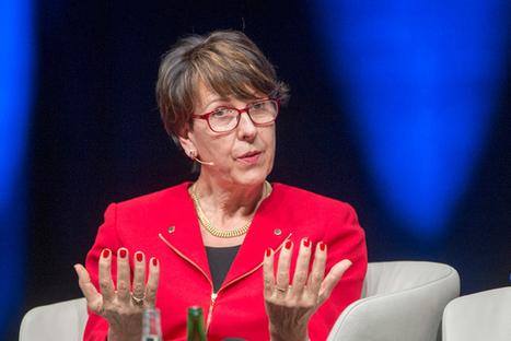 Susanne Ruoff fière de l'esprit d'innovation du groupe | Les Postes et la technologie | Scoop.it